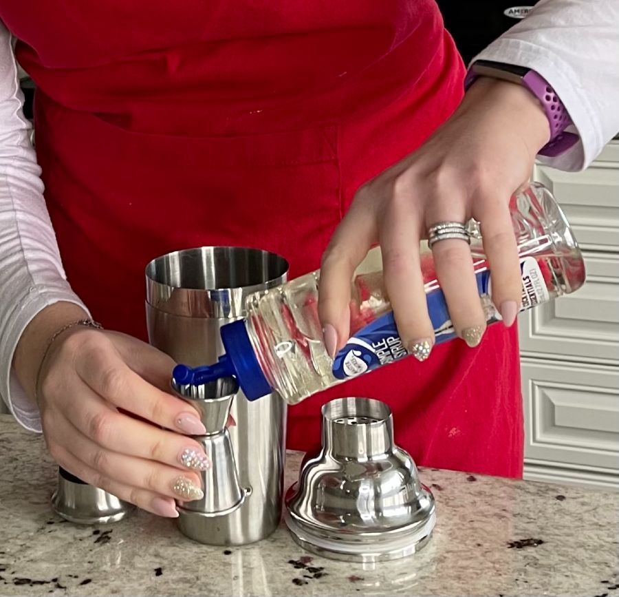 Measuring Simple Syrup
