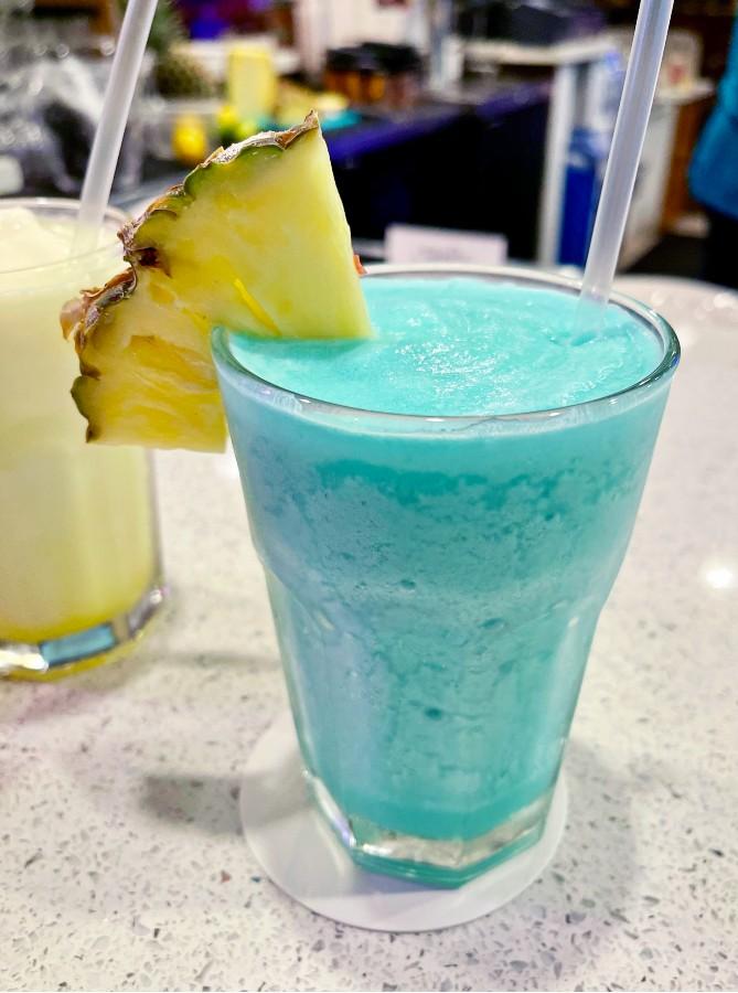 Blue Hawaiian Cocktail-Maui