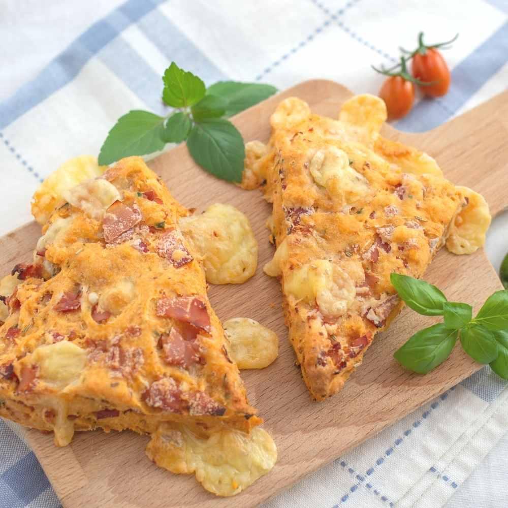 Ham Scones