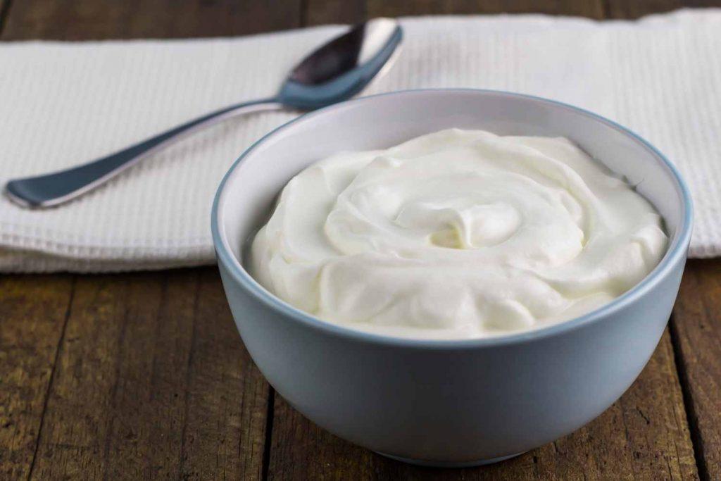 Thick Strained Greek Yogurt