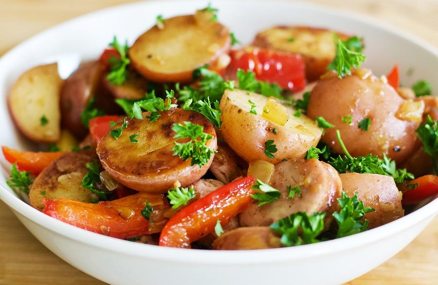 Sausage And Potato Recipe