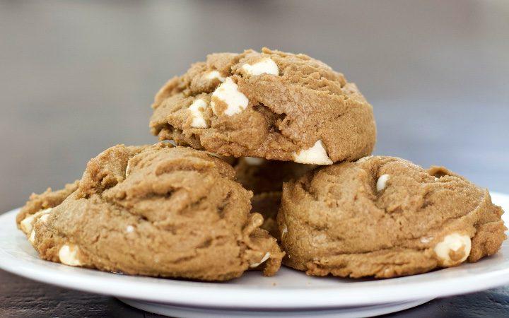 rootbeer float cookies