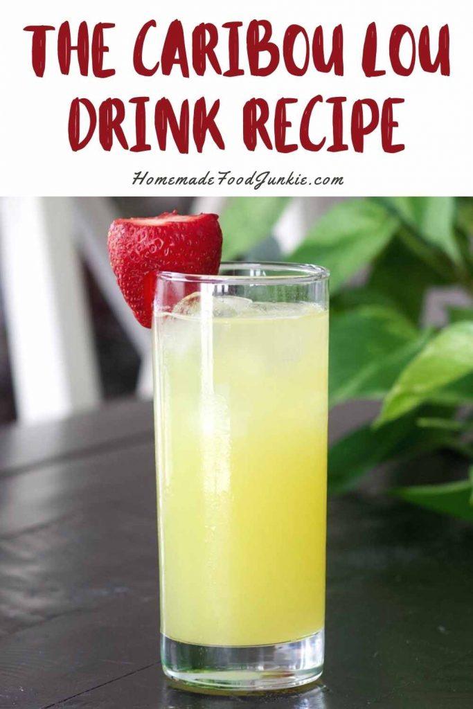 The Caribou Lou Drink Recipe-Pin Image
