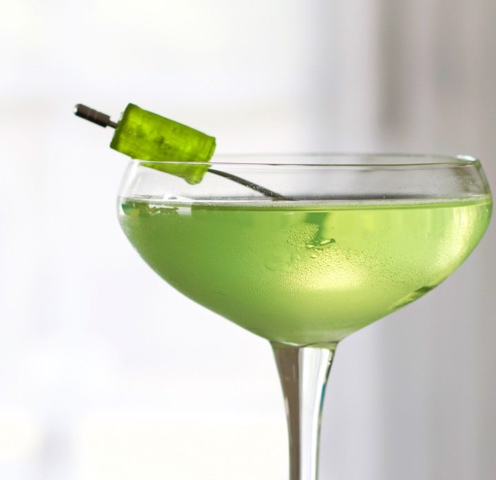 Green Apple Jolly Rancher drink