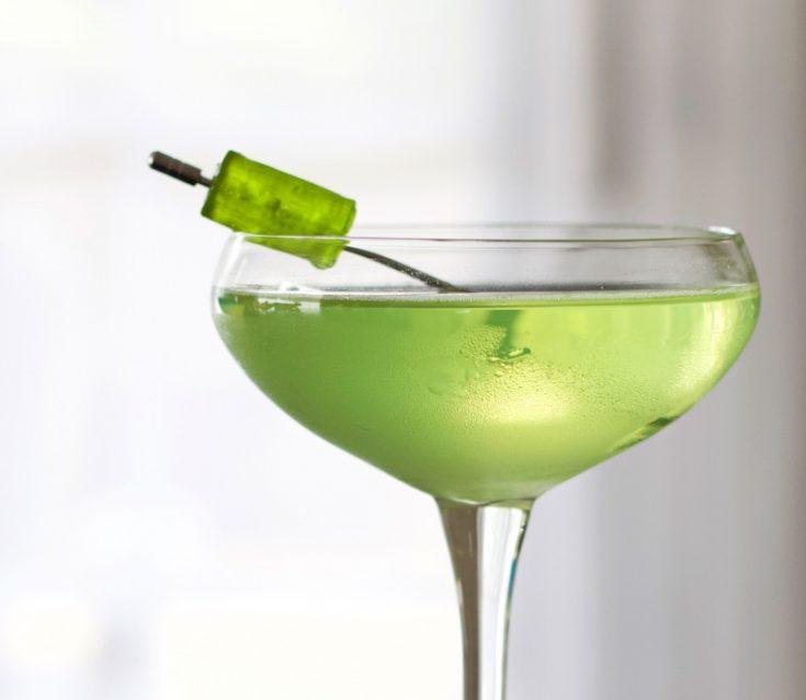 Green Apple Jolly Rancher Drink 2